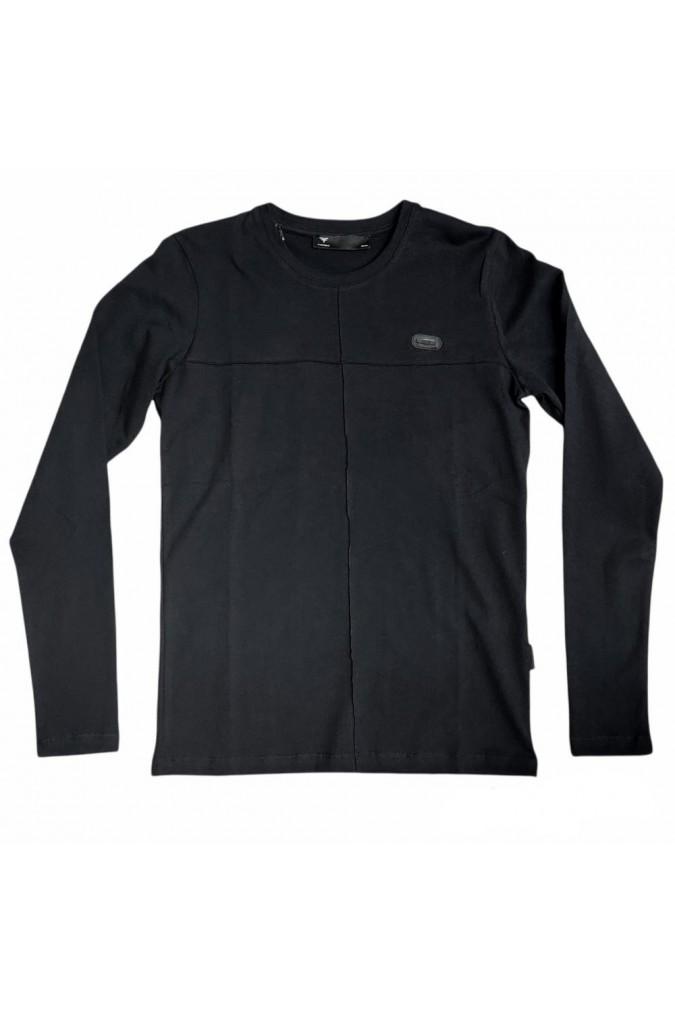 Мъжка блуза черна fabregas 125